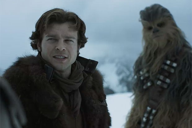 Han Solo: A Star Wars Story, YouTube, SL