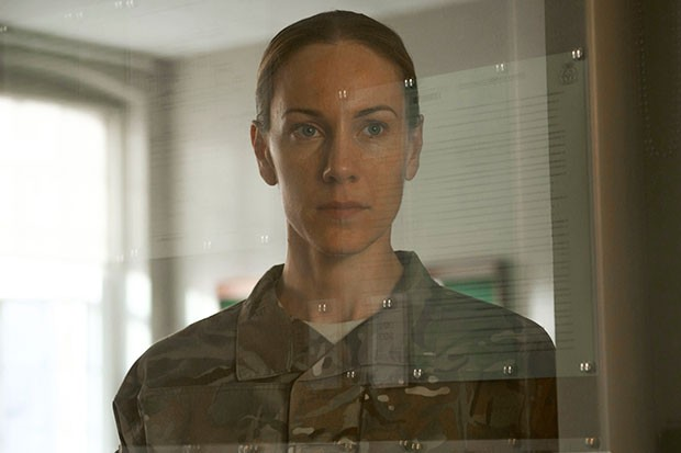 Jeany Spark in Collateral, BBC Pictures, SL
