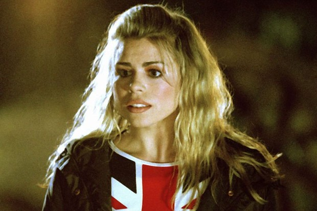 Billie Piper as Rose Tyler in Doctor Who