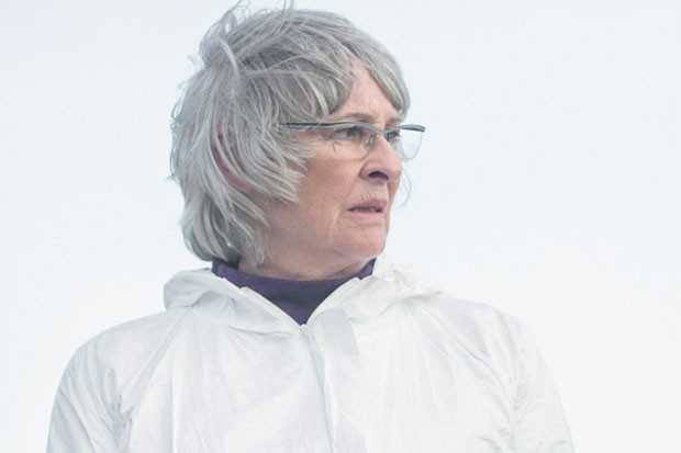 Anne Kidd in Shetland, BBC Pictures, SL