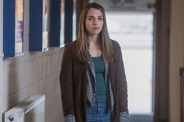 Erin Armstrong in Shetland, BBC Pictures, SL