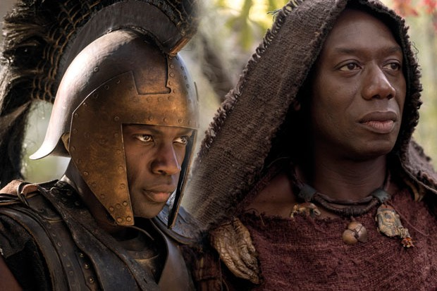 Troy: Fall of a City – no, the BBC is not 'blackwashing' Greek myth