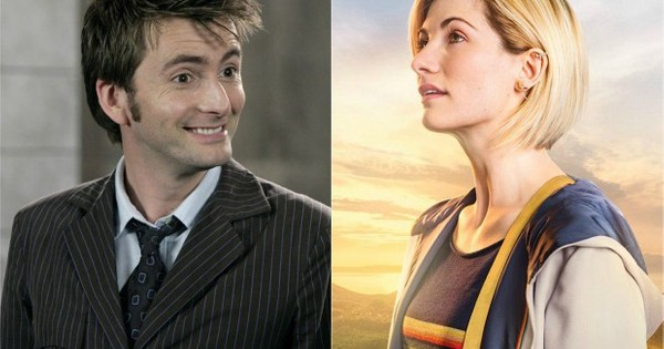 David Tennant reveals when Jodie Whittaker will appear on his podcast