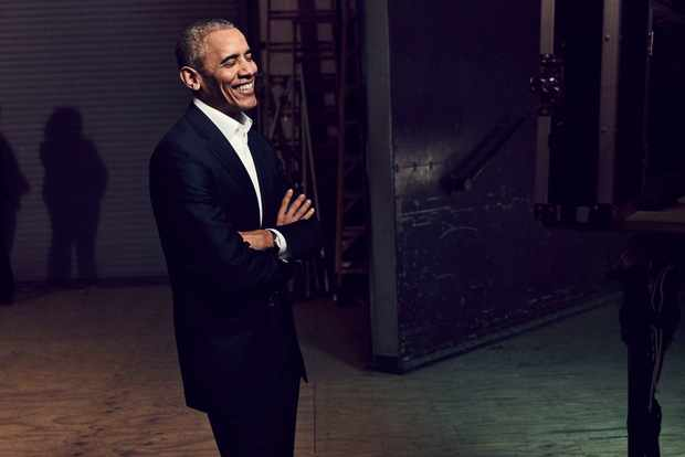 My Next Guest Needs No Introduction – Barack Obama