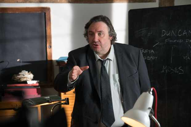 Mark Benton in Shakespeare & Hathaway (BBC, EH)