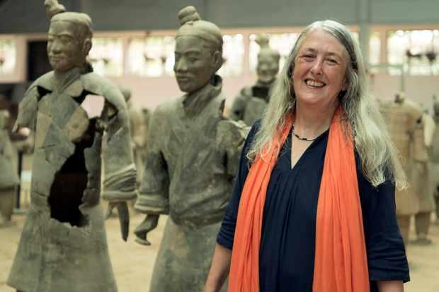 Mary Beard in Civilisations, BBC TL