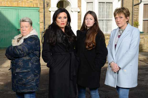 80743c750e4c EastEnders spoilers mystery - is Kat really dead? - Radio Times