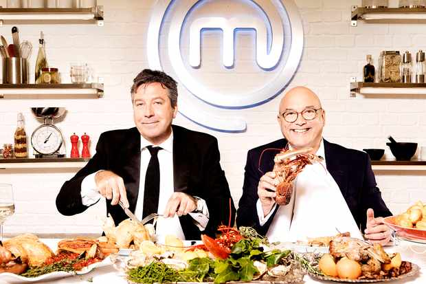 Why there's nothing wrong with Celebrity MasterChef's line-up