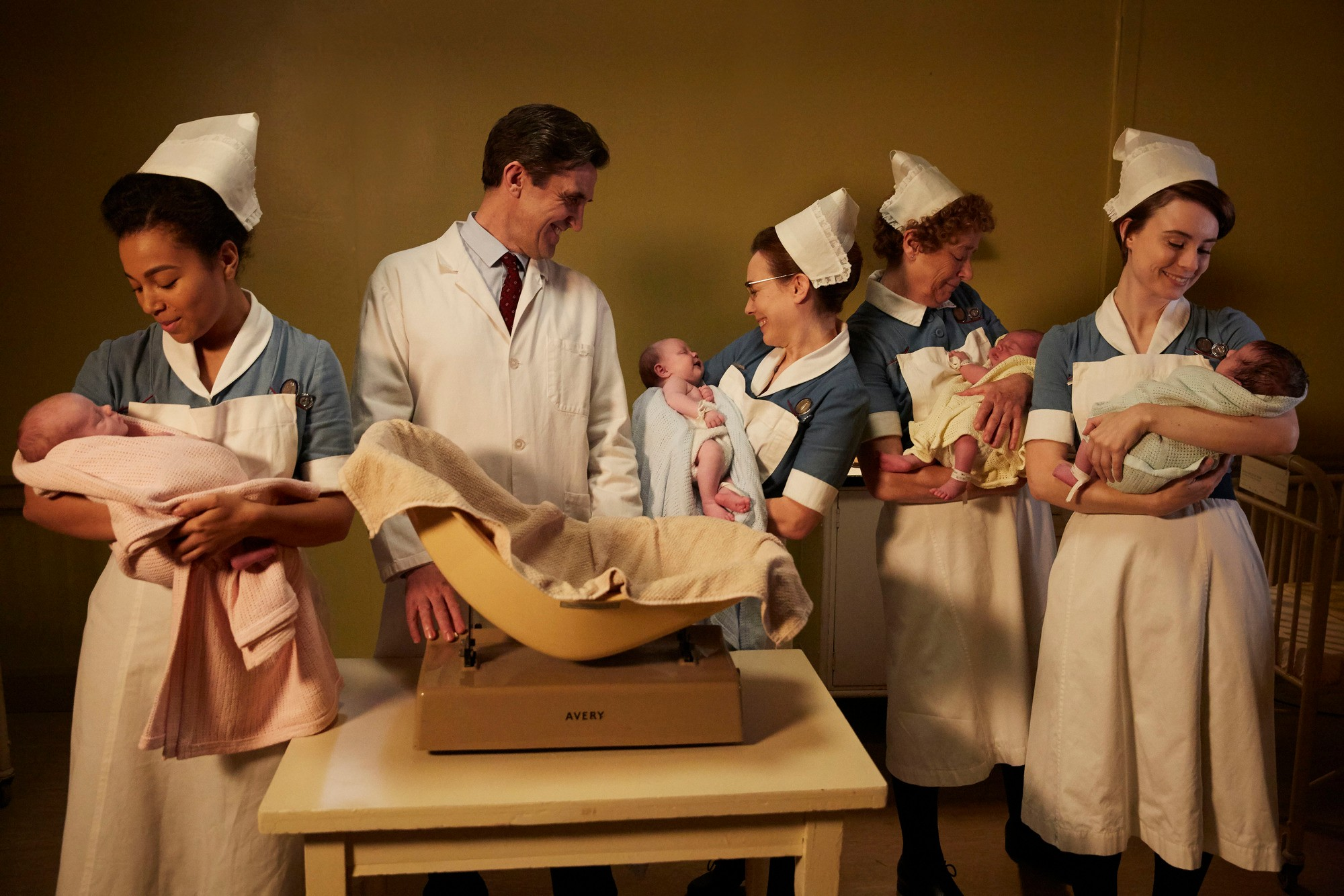 What will happen in Call The Midwife series 8?