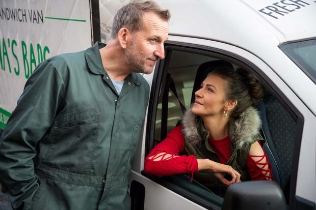 Christopher Eccleston and Kerri Quinn in Come Home