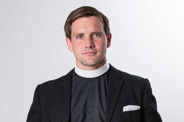 Jack Ashton in Call the Midwife (BBC, EH)