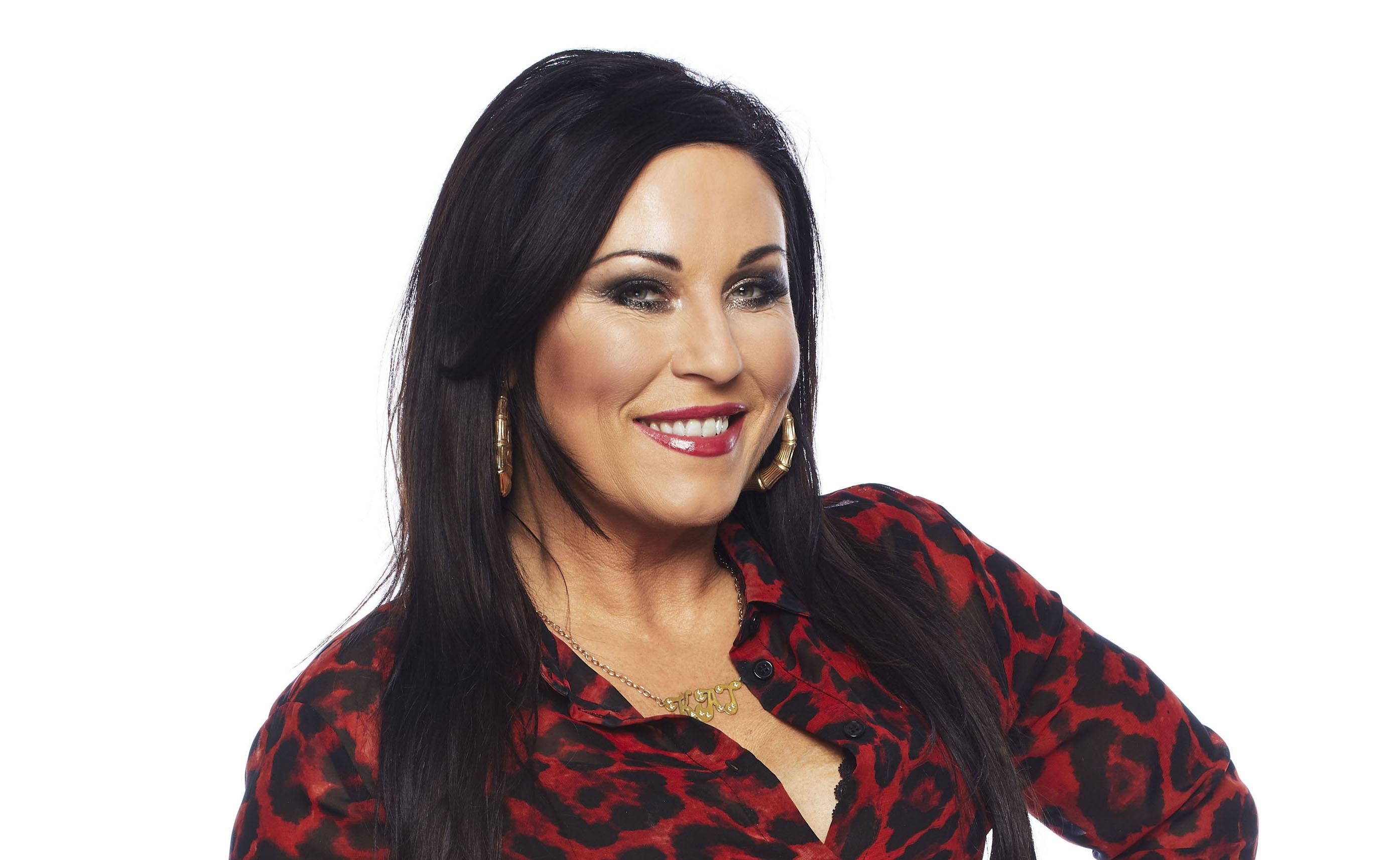 WARNING: Embargoed for publication until 00:00:01 on 13/03/2018 - Programme Name: EastEnders - Portraits 2018 - TX: n/a - Episode: EastEnders - Kat Moon (No. n/a) - Picture Shows: *STRICTLY NOT FOR PUBLICATION UNTIL 00:01HRS TUESDAY 13th MARCH 2018*   Kat Moon (JESSIE WALLACE) - (C) BBC - Photographer: Nicky Johnston