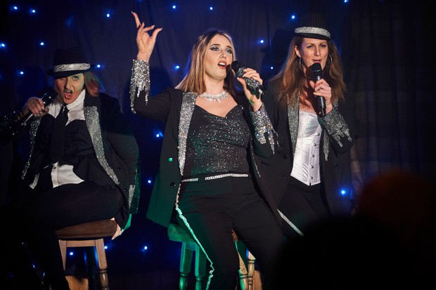 Amy Booth-Steel, Lily Brazier and Alexis Strum in Wannabe (BBC, EH)