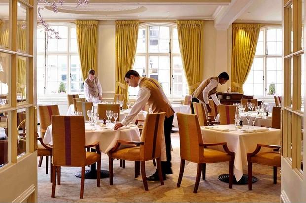 The Restaurant @ The Goring Olive Magazine