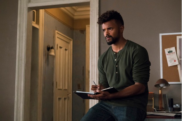 Eka Darville in Marvel's Jessica Jones season 2 (Netflix, JG)