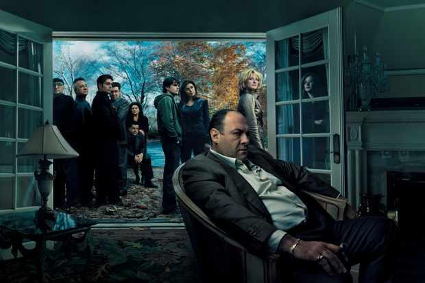 Sopranos Netflix