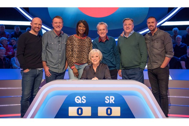 A Question of Sport Relief 2018