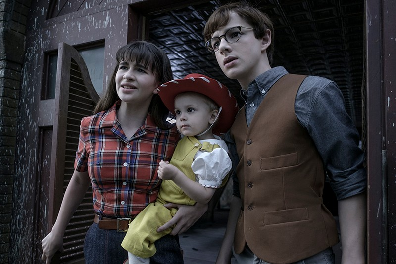 A Series of Unfortunate Events (Netflix)
