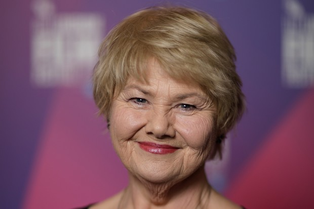 Annette Badland in hold the sunset