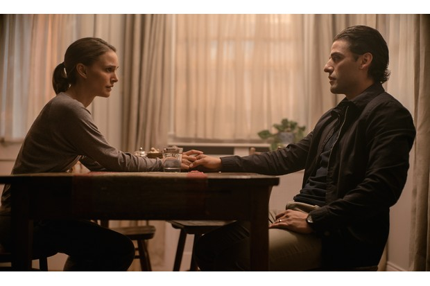 Natalie Portman and Oscar Isaac in Annihilation, from Paramount Pictures and Skydance.