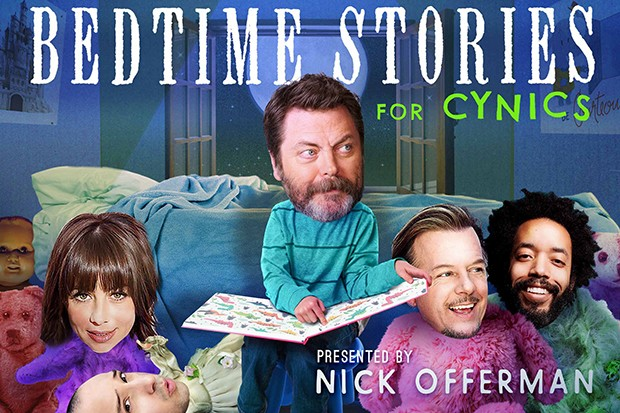 Bedtime Stories - Nick Offerman