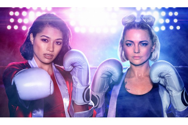 Celebrity Boxing for Sport Relief