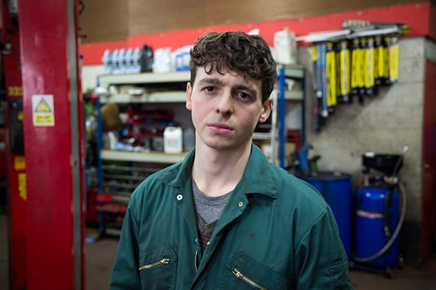 Come Home – Anthony Boyle as Liam