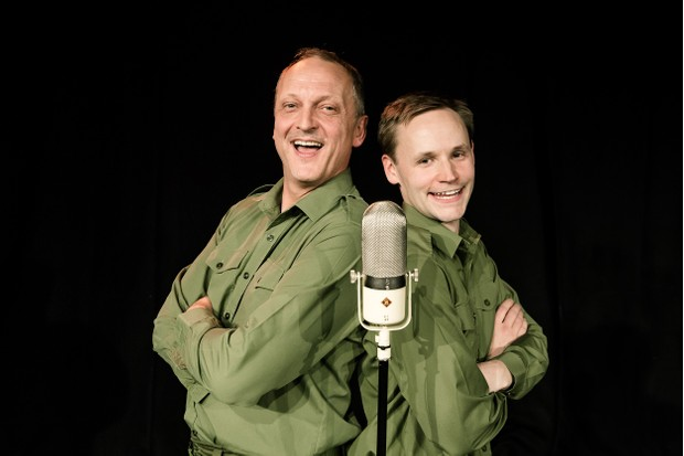 Dads Army Radio Hour Edinburgh Festival 2017 Photo Credit: The Other Richard
