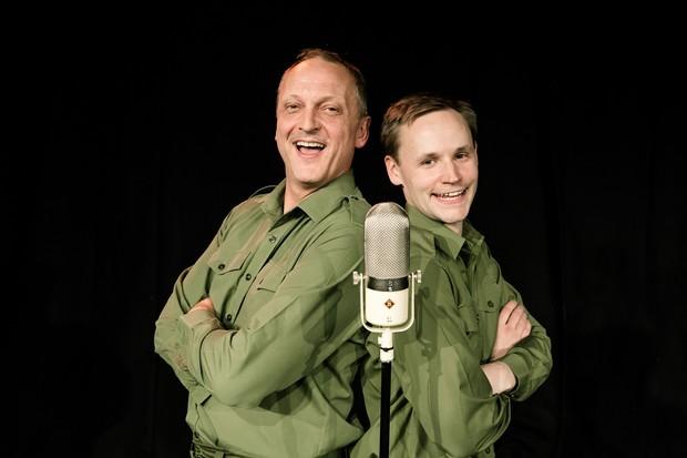 Dads Army Radio Hour Edinburgh Festival 2017 Photo Credit: The Other Richard