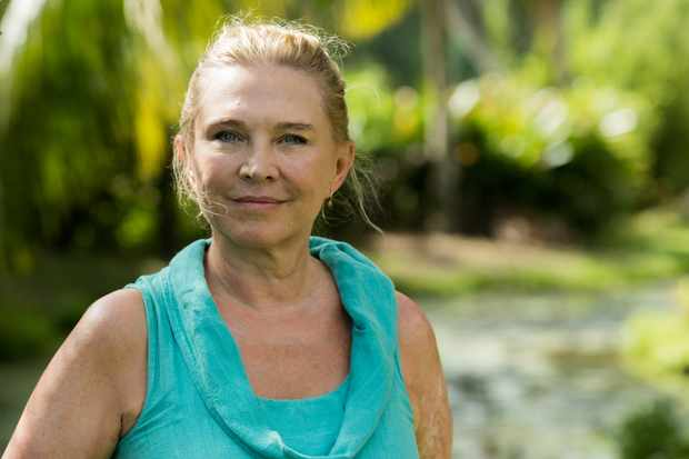 The Good Karma Hospital will have an acid attack storyline suggested by star Amanda Redman