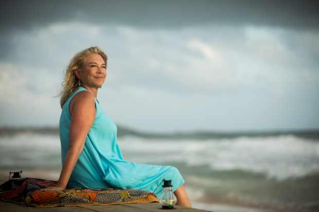 Amanda Redman, The Good Karma Hospital (ITV, EH)