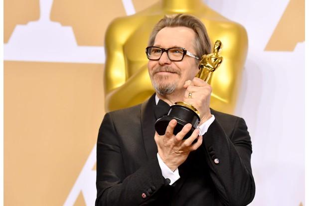 Gary Oldman won an Oscar