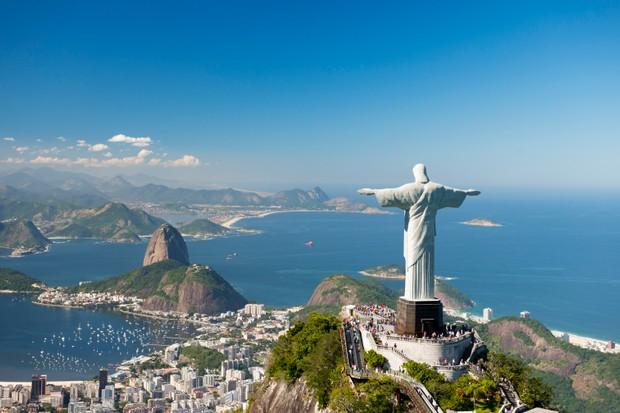 Rio's Christ the Redeemer statue