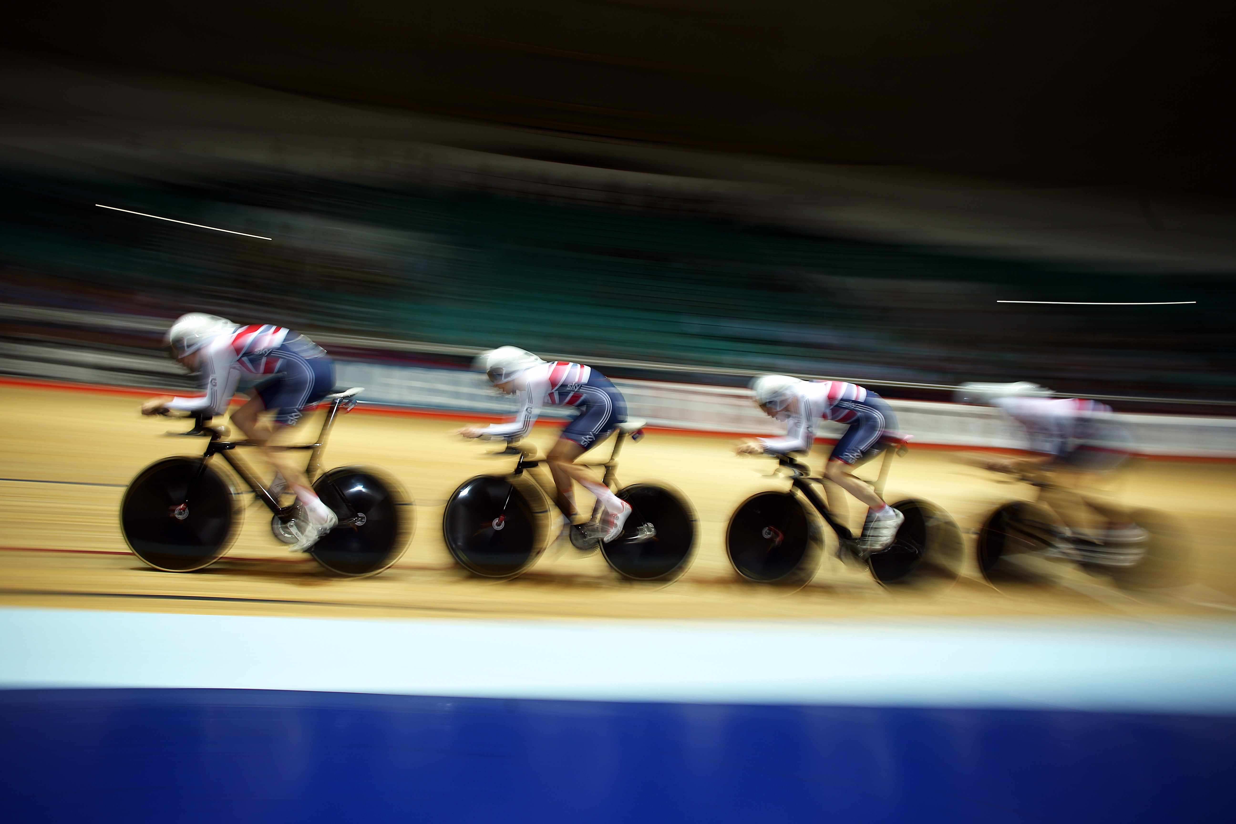 UCI Track Cycling World Cup - Day One