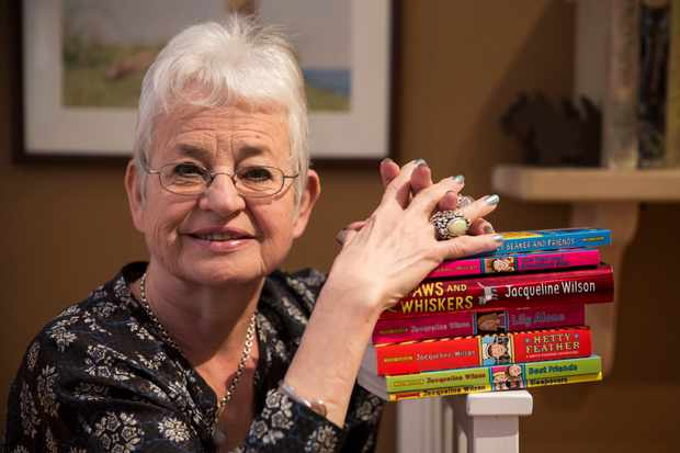 Jacqueline Wilson (Getty, EH)