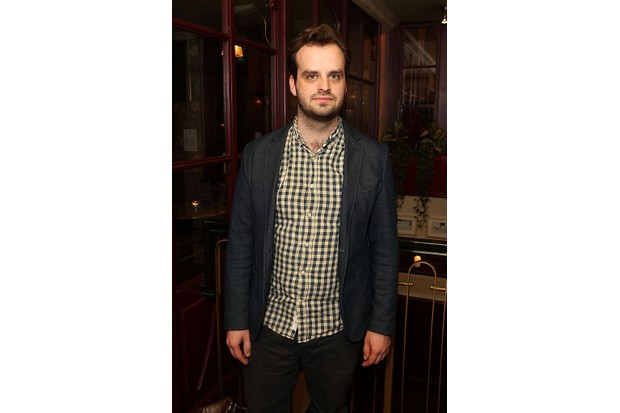 "LONDON, ENGLAND - SEPTEMBER 07: Joshua Higgott attends the press night of ""Oresteia"" at the Trafalgar Studios on September 7, 2015 in London, England. (Photo by David M. Benett/Dave Benett/Getty Images)"