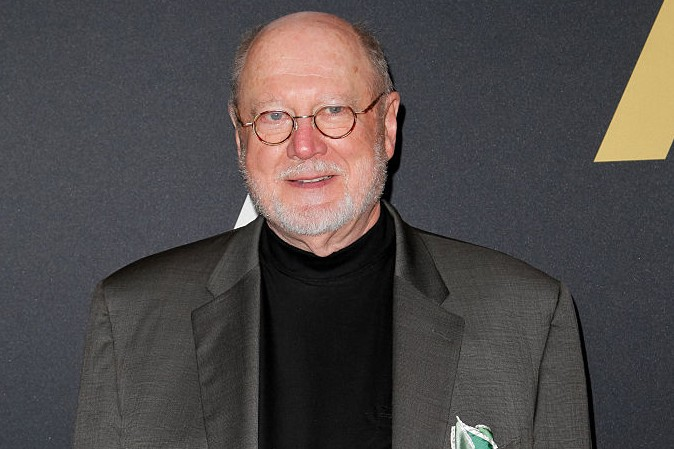 David Ogden Stiers attends the 25th anniversary screening of 'Beauty And the Beast' (Getty, HF)