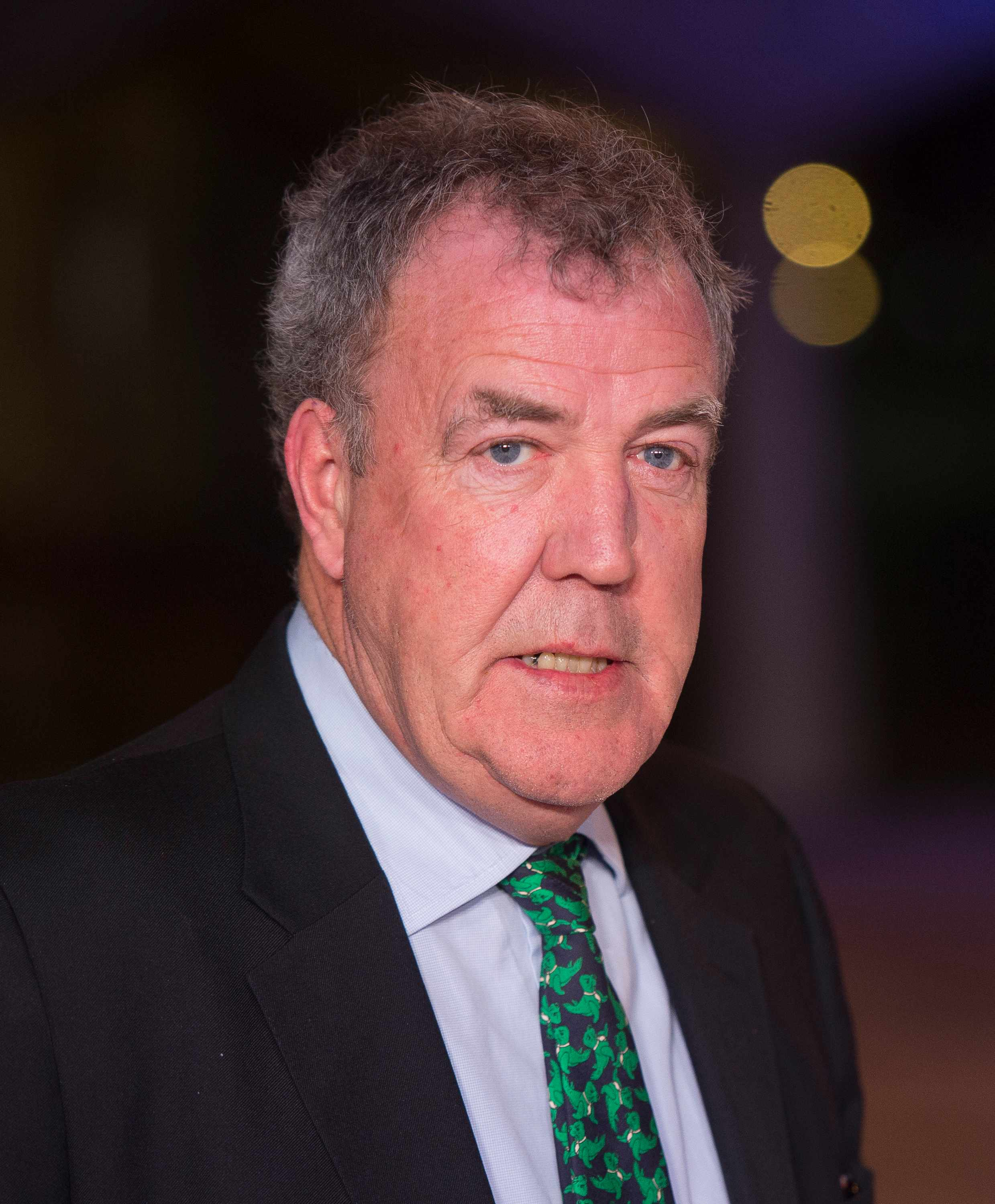 LONDON, ENGLAND - DECEMBER 14:  Jeremy Clarkson attends The Sun Military Awards at The Guildhall on December 14, 2016 in London, England.  (Photo by Samir Hussein/Samir Hussein/WireImage)