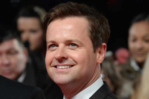 LONDON, ENGLAND - JANUARY 25: TV Presenter Declan Donnelly attends the National Television Awards on January 25, 2017 in London, United Kingdom.  (Photo by Anthony Harvey/Getty Images)