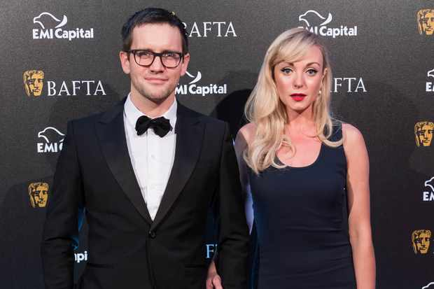 Jack Ashton and Helen George (Getty, EH)
