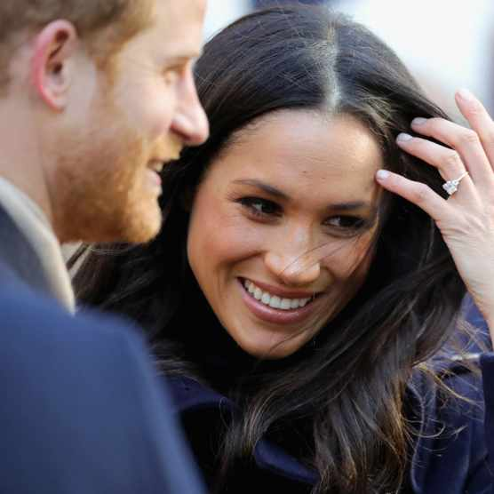Prince Harry and Meghan Markle, Getty, SL