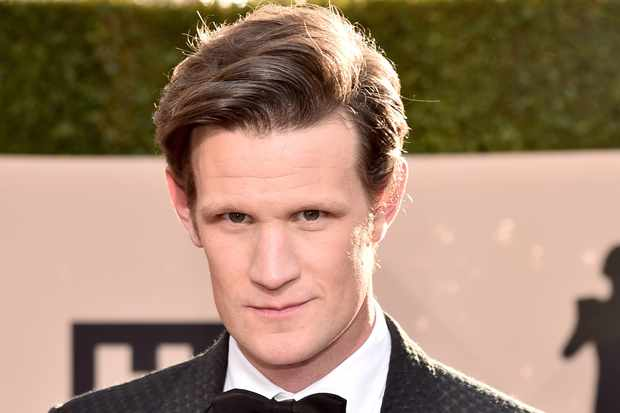 Matt Smith SAG Awards