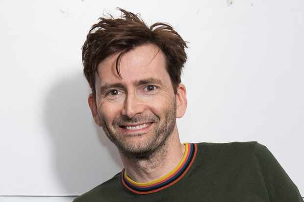 LONDON, ENGLAND - MARCH 05:  David Tennant attends a preview of Baby Cow productions new Channel 4 comedy 'High & Dry' at BFI Southbank on March 5, 2018 in London, England.  (Photo by Jeff Spicer/Getty Images) Getty, TL