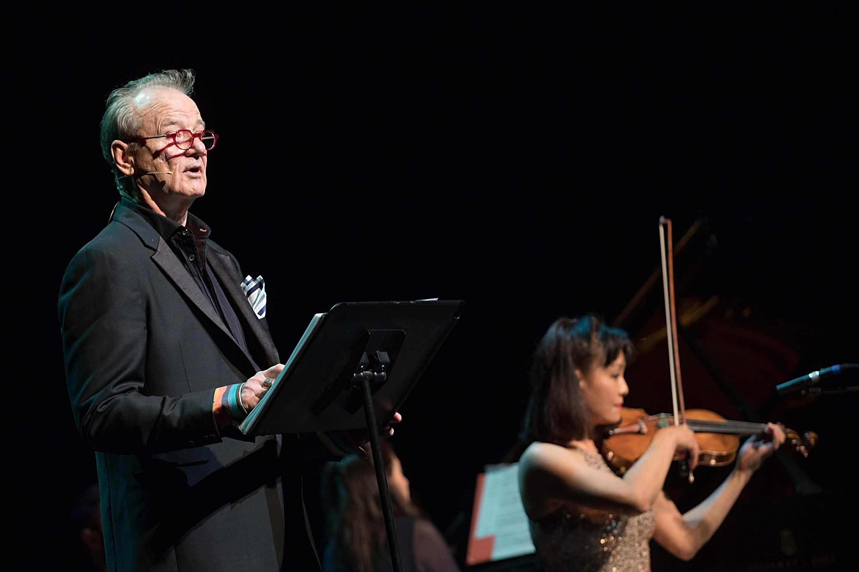 Bill Murray, Jan Vogler