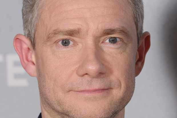 LONDON, ENGLAND - MARCH 27:  Martin Freeman attends the 'Ghost Stories' special screening atVue West End on March 27, 2018 in London, England.  (Photo by Dave J Hogan/Dave J Hogan/Getty Images)  Getty, TL