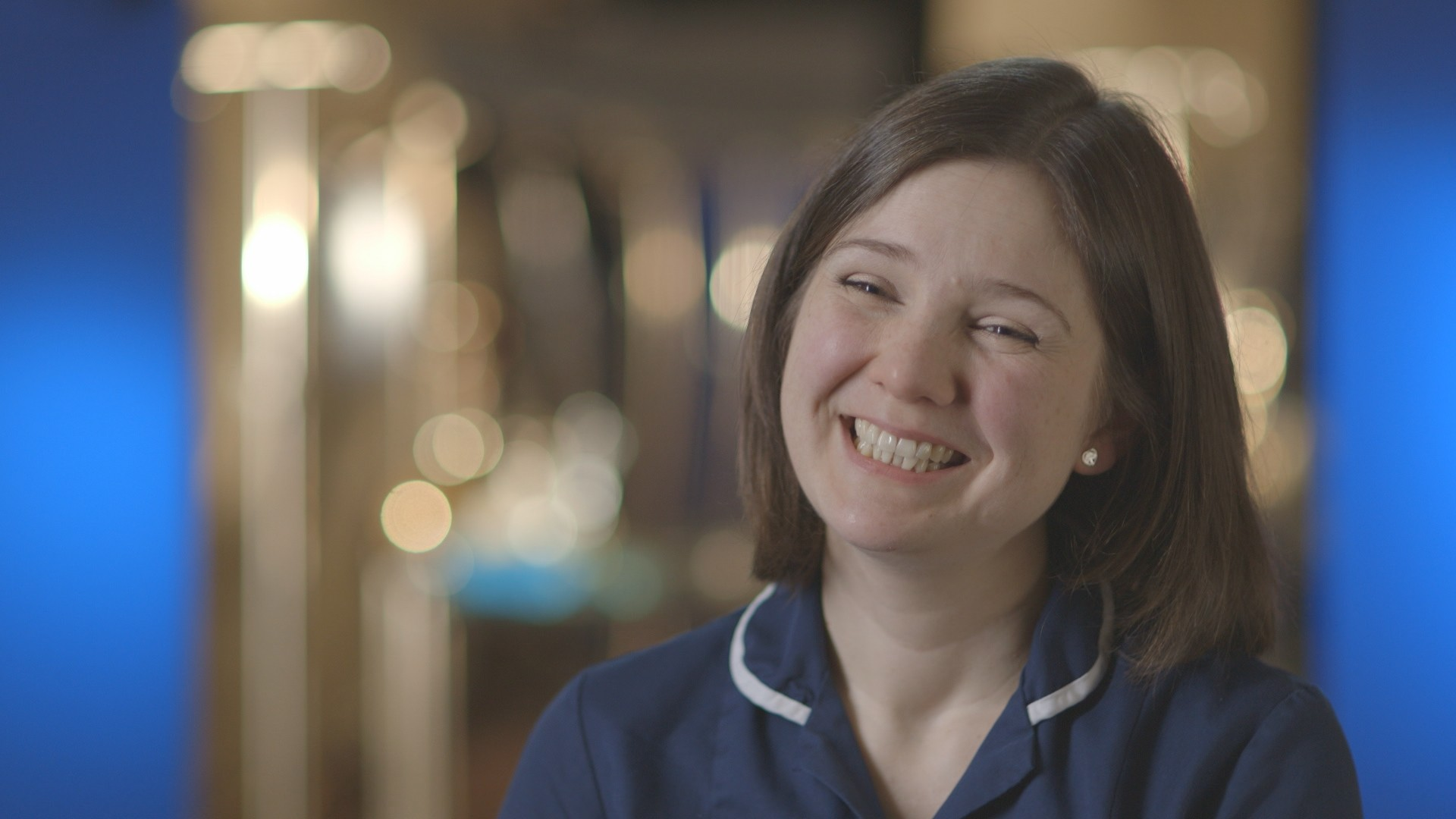 Midwife Harriet in One Born Every Minute