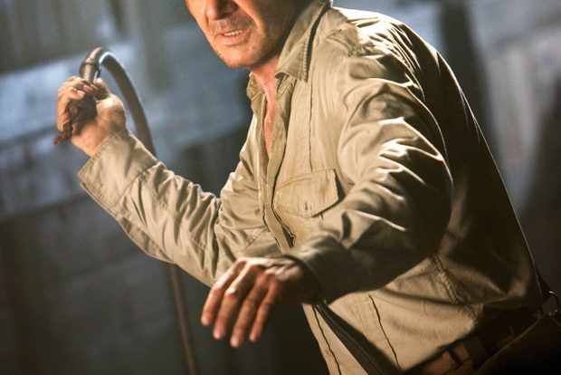 Indiana Jones and the Kingdom of the Crystal Skull (Harrison Ford)