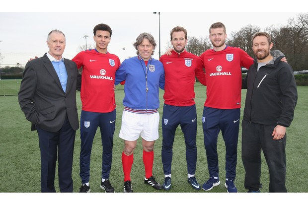 John Bishop on Sport Relief 2018