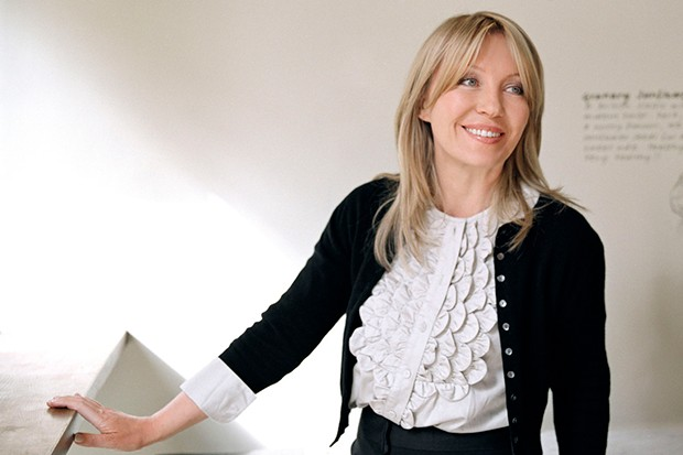Kirsty Young, presenter of Desert Island Discs