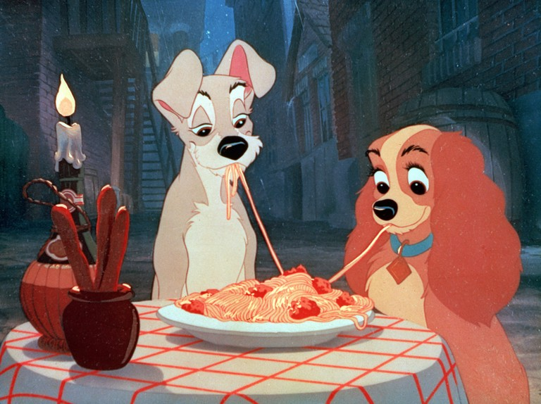 Disney Set To Make Live Action Lady And The Tramp Movie Radio Times